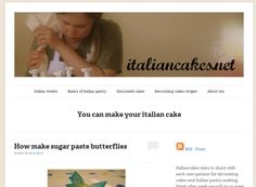 Il nostro blog in inglese - Our english blog