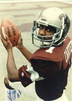 AC! Anthony Carter - from the state of Florida to UM and on to USFL & NFL. The 1st in a long series of supersonic, quicksilver- elusive, game-breaking WRs at Michigan.