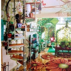 My gosh!! If only my room looked like that! Hahahahaha!