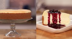 DIY Cheesecake Factory's Original Dessert: The Cheesecake Factory may have a whopping 35+ flavors of cheesecake on its menu, ranging from key lime to tiramisu, but it's the original New York-style cheesecake that'll forever make our hearts flutter.