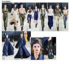 My favourite styles of Spring Summer 2014 COLLECTION apparel, shoes and make up by Alexis Mabille ------- i miei preferiti della COLLEZIONE moda Primavera Estate 2014 abbigliamento scarpe accessori e trucco