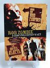 Rob Zombie Boxset DVD, 2007, 3-Disc Set The Devils Rejects, House of 1000 Corpes on eBay for $21.99