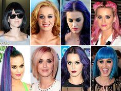Katy Perry's Hair Color getting unique, Tries Orange For L'Officiel Cover (PHOTOS) (2)