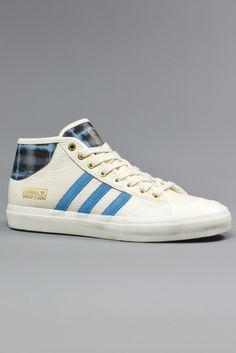 Adidas Matchcourt Mid x Snoop x Gonz #lpu #sneaker #sneakers