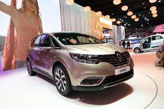 Renault Espace 5 mondial de l'automobile 2014