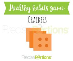 Let's play healthy bingo with Precise Portions 🎲🃏🍓🌽 Just print these cards.