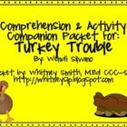 This 58 page companion packet is based on the book Turkey Trouble by Wendi Silvano. This is by far one of my favorite books to teach during Thanksg...