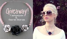 Κέρδισε ένα fashion κολιέ με τριαντάφυλλα και πέρλες - http://www.saveandwin.gr/diagonismoi-sw/kerdise-ena-fashion-kolie-me-triantafylla-kai-perles/