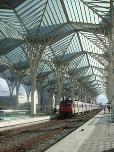 Gare do Oriente - Lisboa
