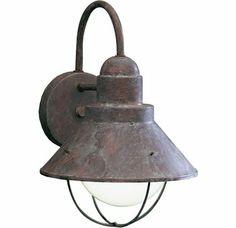Side porch lights/outside lighting $63.00