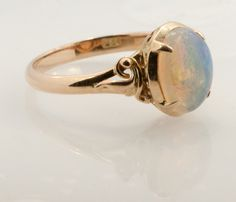 Slovakia opal. beautiful precious slovakia opal. unique. handmade. opal ring. opal jewelry