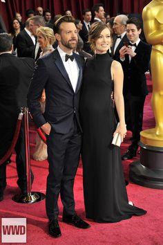 Hot Hot Hot Oscars 2014 Olivia and Jason