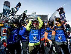 SSC 2013, BC Slopestyle – celkovým víťazom Európa
