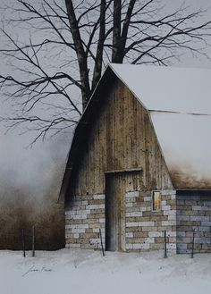 Artist: Jeremy Browne - Title: Home at Last
