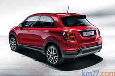 The latest addition to the FIAT 500 family, and making its world début at the Paris Motor Show, is their new crossover; the FIAT Fiat 500e, Fiat Abarth, Crossover Cars, Volkswagen Polo, 4x4, New Car Photo, New Fiat, Small Suv, Atvs