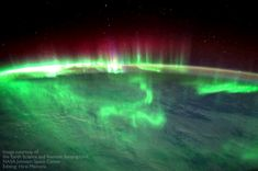 Six Amazing Sights Taken From the International Space Station | Spirit Science