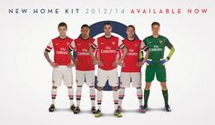 New Home Kit 2012/14 Available Now