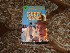 Keep the Change (VHS, 1992) OOP 1st Turner Jack Palance TV Western! *NOT ON DVD*