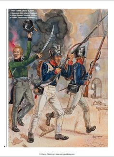 Prussian 1st Army corps before Ligny June 16 1815