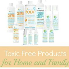 Replace toxic products in your home with TOXIC FREE products. www.toxicfreehomeschool.com
