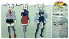 My Hero Academia Shouto, Hero Academia Characters, Fictional Characters, Character Sheet, Character Design, Superhero Design, Yandere Simulator, New Students, Hero Costumes