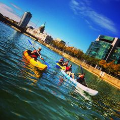 City Kayaking Dublin are based on the River Liffey in Dublin city centre offer a full range of Kayaking suitable for all ages, groups and individuals.