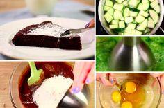 Le gâteau au chocolat et aux courgettes (sans beurre !) - La Recette