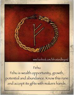 Fehu - The Wonder of Runes: Runes 302 - Interviews - Bifrost and Beyond