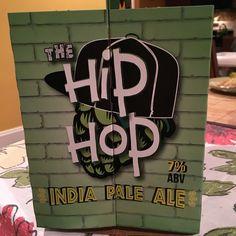 Side panel for Hip Hop