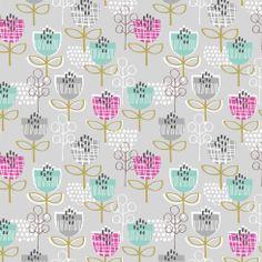 Petite Street fabric collection by Wendy Kendall for Dashwood Studio Decoupage, Studios, Dressmaking Fabric, Textiles, Grey Flowers, Art Gallery Fabrics, Kids Prints, Pretty Patterns, Fabulous Fabrics