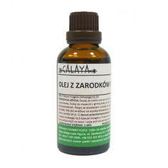 Olej z Zarodków Pszenicy Virgin Vitis Vinifera, Shampoo, Personal Care, Bottle, Beauty, Personal Hygiene, Flask, Jars
