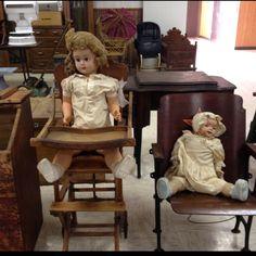 Antique dolls up for auction