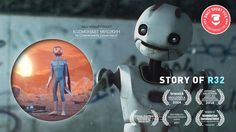It's the story about lonely robot who just tries to attract attention to himself. Director & CG - Vladimir Vlasenko Director of photography - Igor Guryev… Mamoru Oshii, Sci Fi Shorts, Ghost In The Shell, Video Maker, Cinematography, Short Film, Movie Posters, Photography, Lonely
