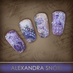 #moyrastamping #goldfoil #vintage #violet #alexandrasnobl