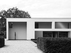 The Park House, Belgium by Dirk Heveraet.