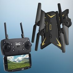It would help drone to picture clearer. Foldable:built in ultra-portable and foldable design,you can take it to go wherever adventure takes you. Buy Drone, Drone For Sale, Drone Quadcopter, Drones, Drone Technology, Rc Helicopter, Photography Camera, Selfie, Radio Control