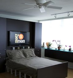 4 Stylish Murphy Beds: The Remote Controlled Murphy Bed
