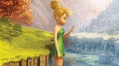 Fée Clochette et le secret des fées.