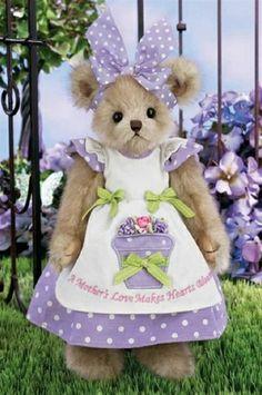Bearington Bears | Bearington Bears Plush 'Mommy Bloominglove' 165307