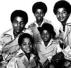 Jackson 5 - They were so good.  I did not continue to follow Michael Jackson, but loved the Jackson 5