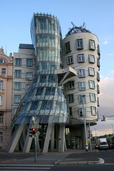 Awesome The Dancing House