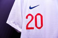 Nike has unveiled the kits the England men's team will wear for the 2018 World Cup