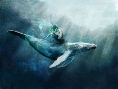 Whale Goddess | Journeying to the Goddess