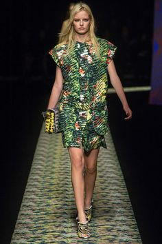 Kenzo | Spring 2013 Ready-to-Wear Collection | Style.com