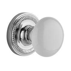 2 5 In Antique Brass Classic Knob Door Lock Handle Set
