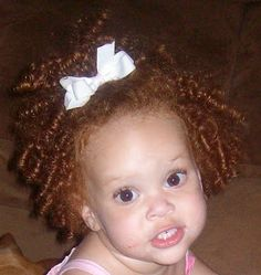 red headed black kids | She is a perfect heaven sent blessing...with a little (A LOT*) of sass ...
