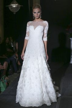 Isabelle Armstrong Bridal Fall 2016