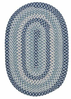 Colonial Mills Boston Common BC53 Capeside Blue 2' x 6' Oval by Colonial Mills. $129.00. Traditional and trend-setting colors blend festively in this oval braided rug to put a vibrant stamp on any decor.