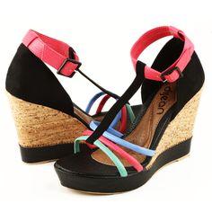 Sandalia marca Azaleia #shoes #sandalias #zapatos #moda #tendencia