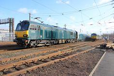 GB Railfreight awards Class 92 locomotive maintenance deal to Alstom Electric Locomotive, Diesel Locomotive, British Rail, Trains, Britain, Transportation, Random Stuff, Awards, London